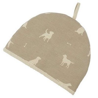 Dexam Happy Hounds Small Tea Cosy for 2 Cup in Clay 16150284