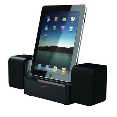 iLuv Audio Cube iPad Speaker Dock