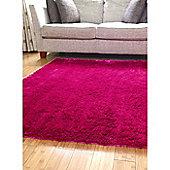 Splendour Shadow Bright Pink 60x110 cm Rug