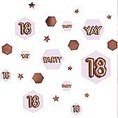 Glitz & Glamour 18th Birthday Confetti