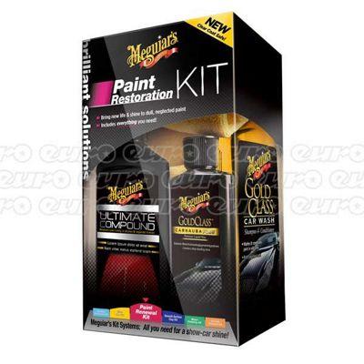 Meguiars Paint Restoration Kit