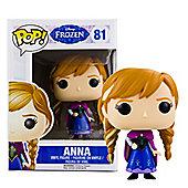 POP! Disney Frozen Anna Vinyl Figure - Action Figures