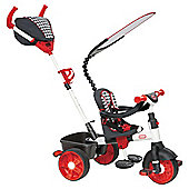 Little Tikes 4-in-1 Sports Edition Trike, Red