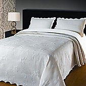 Julia Cream Bedspread - Cream