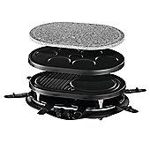 Russell Hobbs 21000 Occasions 8 Pan Multi Raclette - Black