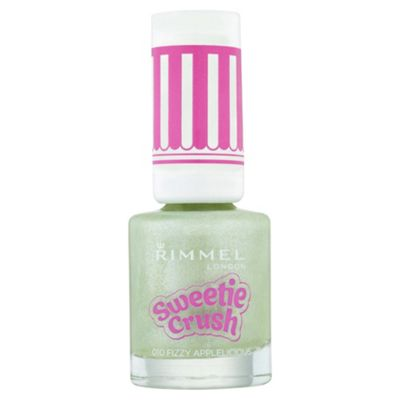Rimmel N/Pol Sweetie Crush Fizzy Appleicios