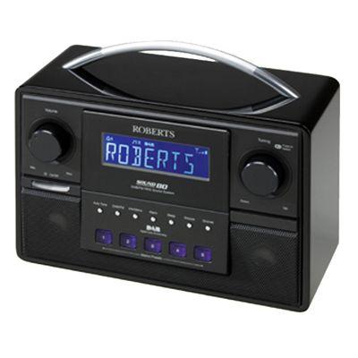 ROBERTS SOUND 80 DAB/FM ALARM RADIO