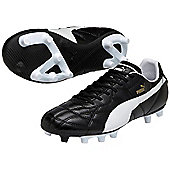 Puma Classico iFG Junior Football Boots - Black