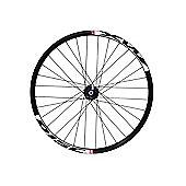 "SRAM 506 Race 26"" Mountain Bike Wheel 32H Disc Rear QR Non V Black"