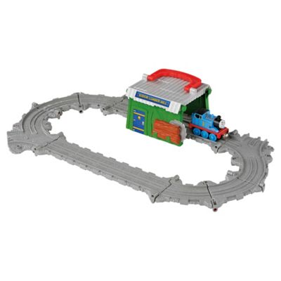 Fisher-Price Thomas & Friends Take-N-Play Sodor Lumber Company