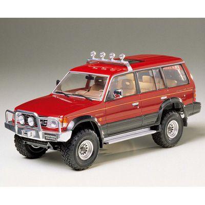TAMIYA 24124 Montero Sport LTD 1:24 Car Model Kit