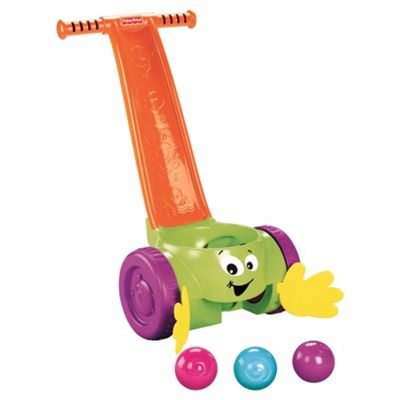 Fisher-Price Rhyme & Move Walking Whirling Popper