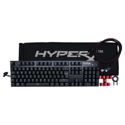 HyperX Alloy FPS Cherry MX Red Mechanical Gaming Keyboard