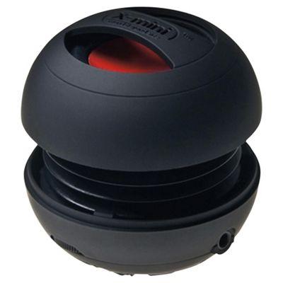 X-Mini II Portable Capsule Speaker, Black