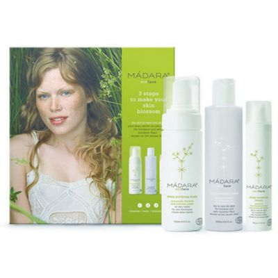 Dry Skin Product Set - 3 Products