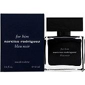 Narciso Rodriguez for Him Bleu Noir Eau de Toilette (EDT) 50ml Spray For Men