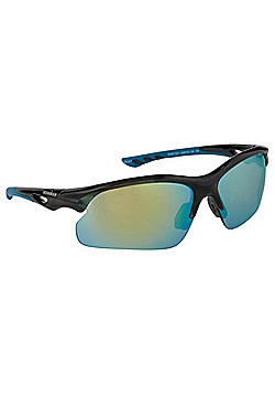 Foster Grant Iron Man Shatter Resistant Sports Sunglasses - Black
