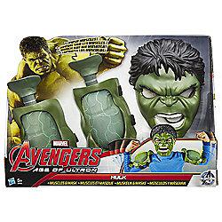 Avengers Hulk Role Play Set