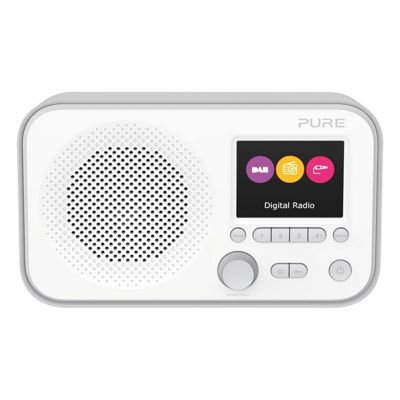 Pure Elan E3 Portable DAB/FM Radio with Full Colour Screen