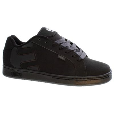 Etnies Fader Black Dirty Wash Shoe