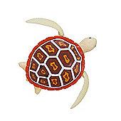 Robo Alive Tiny Turtle Red