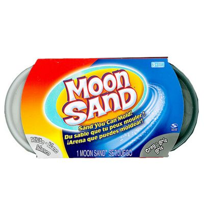 Moon Sand Twin Tubs - White and Grey