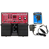 Boss RC-30 Loop Station Effects Pedal RC30 Inc Boss PSA-230ES2 Power Supply