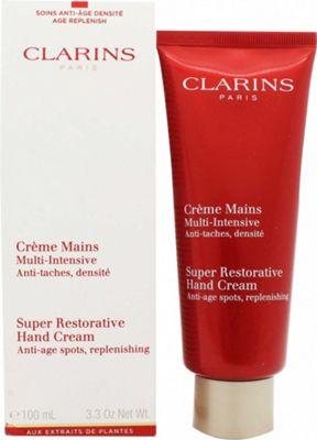 Clarins Super Restorative Age-Control Hand Cream 100ml