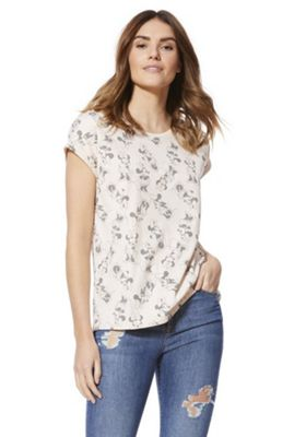Disney Minnie Mouse T-Shirt Nude Pink 16