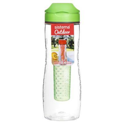 Tritan Infuser Bottle Melon Outdoor 800Ml