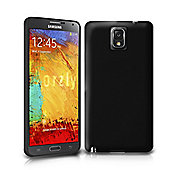 Orzly FlexiCase for Samsung Galaxy Note 3 - Orange