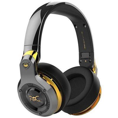 Monster ROC Sport Black Platinum Over-Ear Headphone