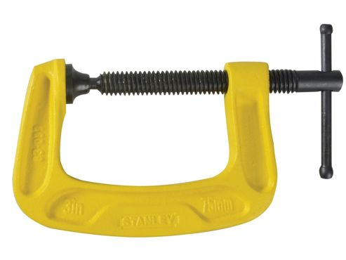 Stanley Bailey G Clamp 75mm (3in)