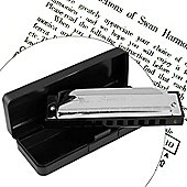 Tiger Swan Blues Harmonica 10 Hole in Key C - Diatonic