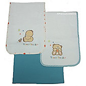 Forever Friends Little Star Changing Mat Cover & Towels