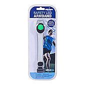 Milestone Sports Safety LED Armband