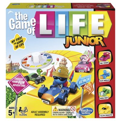 Game of Life Junior Board from Hasbro Gaming