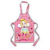 Cooksmart Children's PVC Apron, Pink Fairy