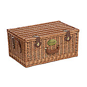 Lifestyle Willow Picnic Hamper for 4 people