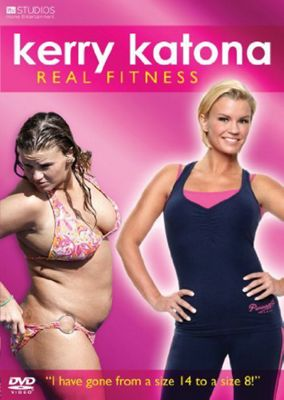 Kerry Katona Real Fitness (Fitness DVD)