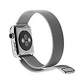 Apple MJ5E2ZM/A Band Stainless steel 38mm Milanese Loop