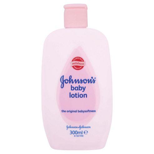 Jonhsons Baby Lotion 300ml