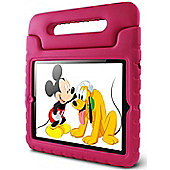 Kidprotek 2-In-1 Chunky Case and Stand for iPad Mini - Pink - Apple