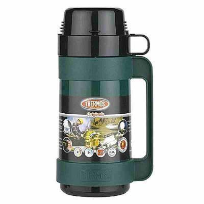 Thermos Mondial 0.5L Green Flask