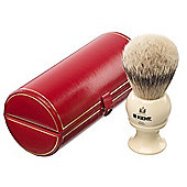 Kent Large Sized Silvertip Shaving Brush - BK8 Ivory