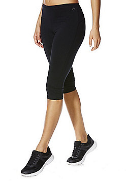 F&F Active Capris - Black