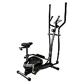 V-FIT AL16/1CE MAGNETIC 2-IN-1 CYCLE-ELLIPTICAL TRAINER