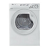 Candy GCV581NC 8KG Vented Tumble Dryer in White