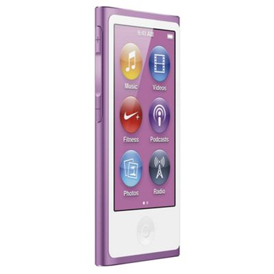 Apple 16GB (7th Gen) nano iPod Purple