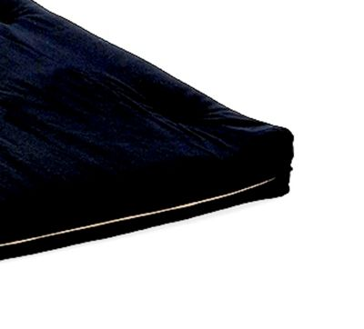 Comfy Living 4ft Small Double Futon Mattress in Black